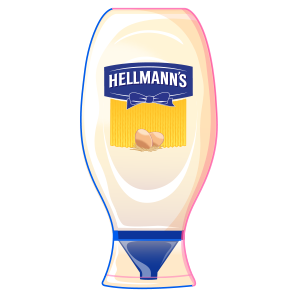 hellmanns squeeze tub